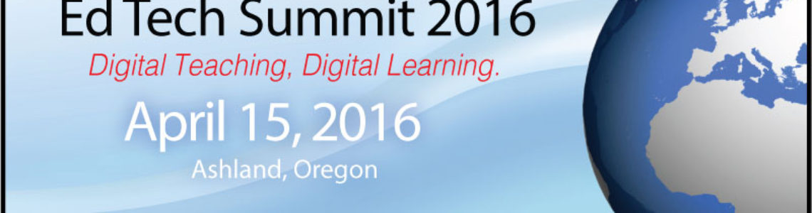 Ed Tech Summit set for April 15